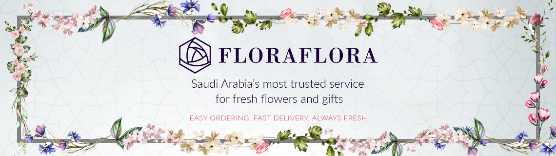 FloraFlora-Saudi arabia's most trusted service for fresh flowers and gifts