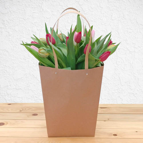 Mixed Garden Tulips | Buy Flowers in Saudi Arabia | Gifts