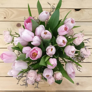 Above and Beyond Tulips | Buy Flowers in Riyadh Jeddah KSA | Gifts