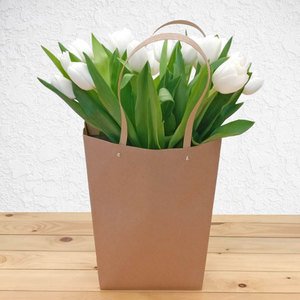 White Garden Tulips | Buy Flowers in Saudi Arabia | Gifts