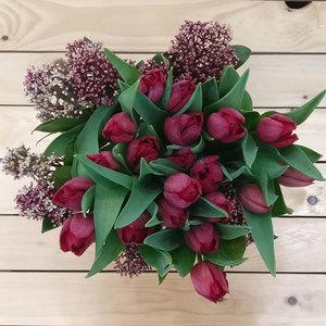 Field of Dreams Tulips | Buy Flowers in Riyadh Jeddah KSA | Gifts