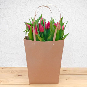 Red Garden Tulips | Buy Flowers in Saudi Arabia | Gifts