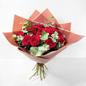Red Angel Bouquet