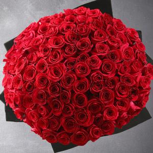 Always in Love 100 Roses