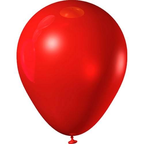Red Rubber Balloon | Buy Balloons in Riyadh Jeddah KSA | Gifts