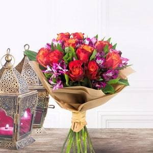 By The Fire | Buy Flowers in Riyadh Jeddah KSA | Gifts