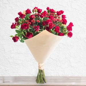 Red Surprise | Buy Flowers in Riyadh Jeddah KSA | Gifts