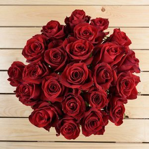 24 Stems of Love Bouquet | Buy Flowers in Riyadh Jeddah KSA | Gifts