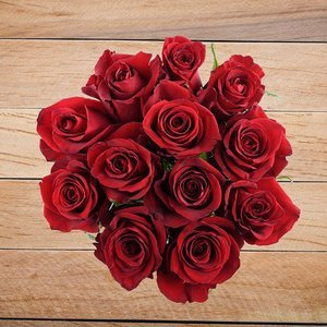 A Bunch of Roses | Buy Flowers in Riyadh Jeddah KSA | Gifts